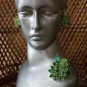 vintage Earrings set